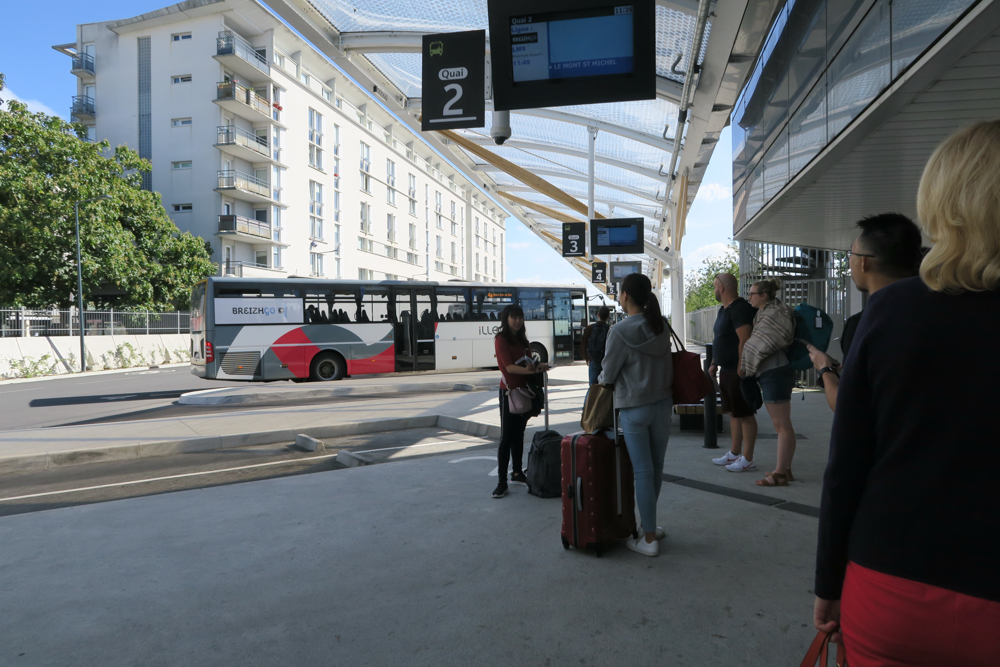 レンヌ バスセンター