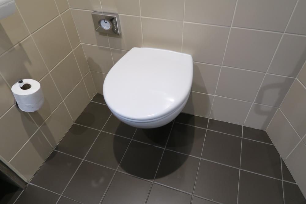 メルキュール パリ ガル モンパルナス(Mercure Paris Gare Montparnasse)トイレ