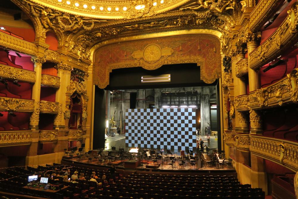 オペラ座ガルニエ宮 劇場