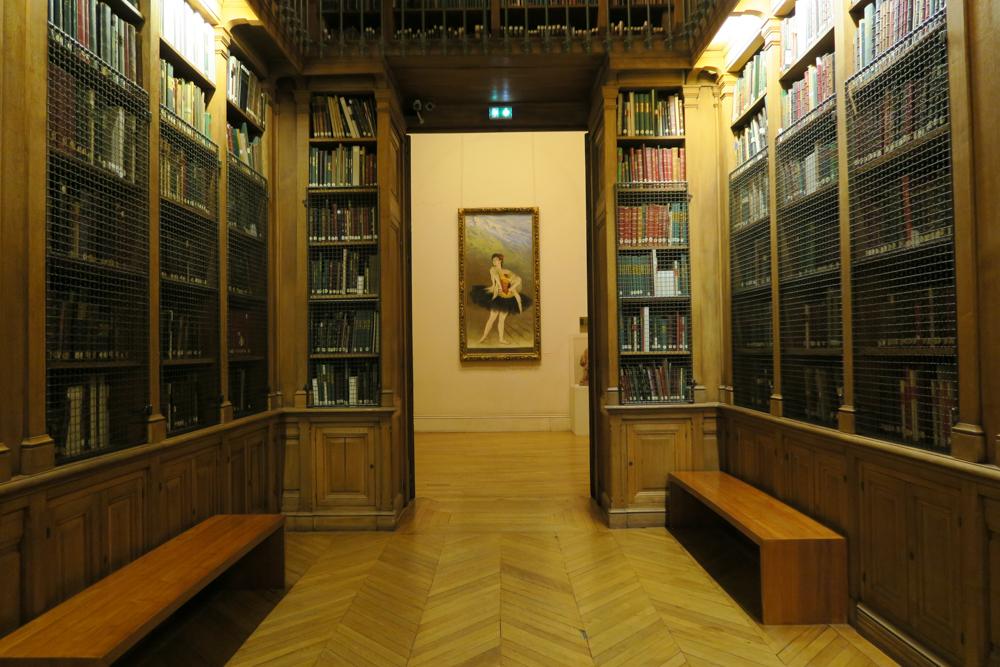 オペラ座図書館 博物館(Bibliotheque-Musee de l'Opera)01