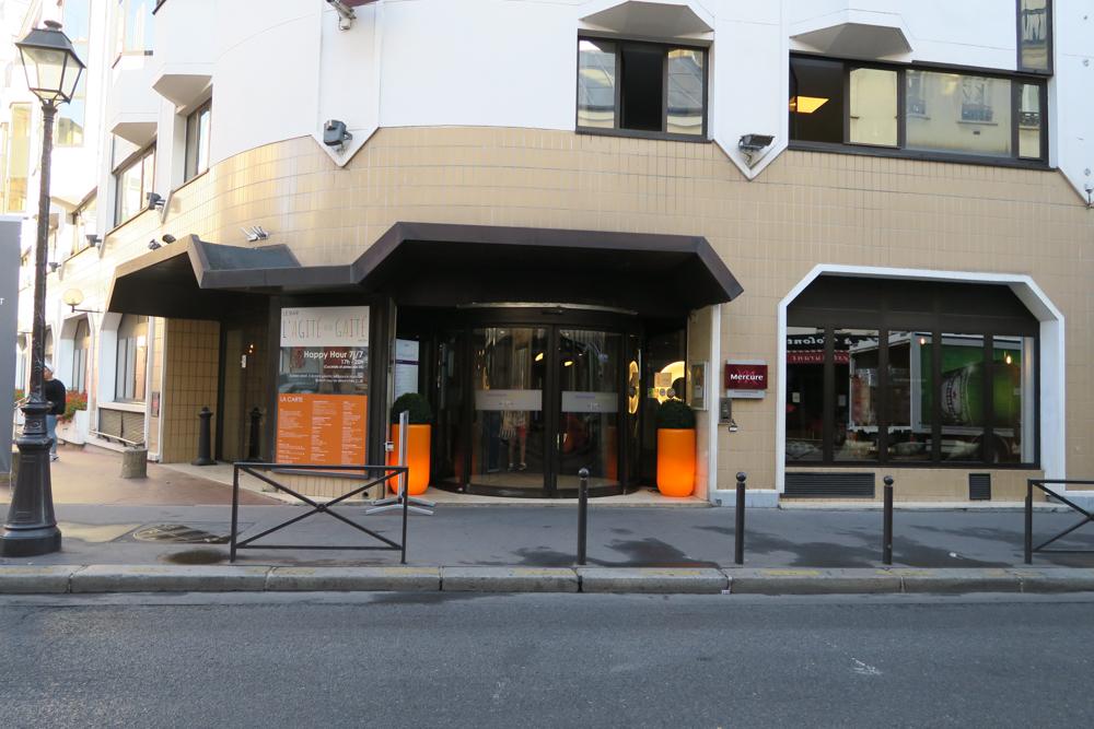 Hotel Mercure Paris Gare Montparnasse 周辺雰囲気02