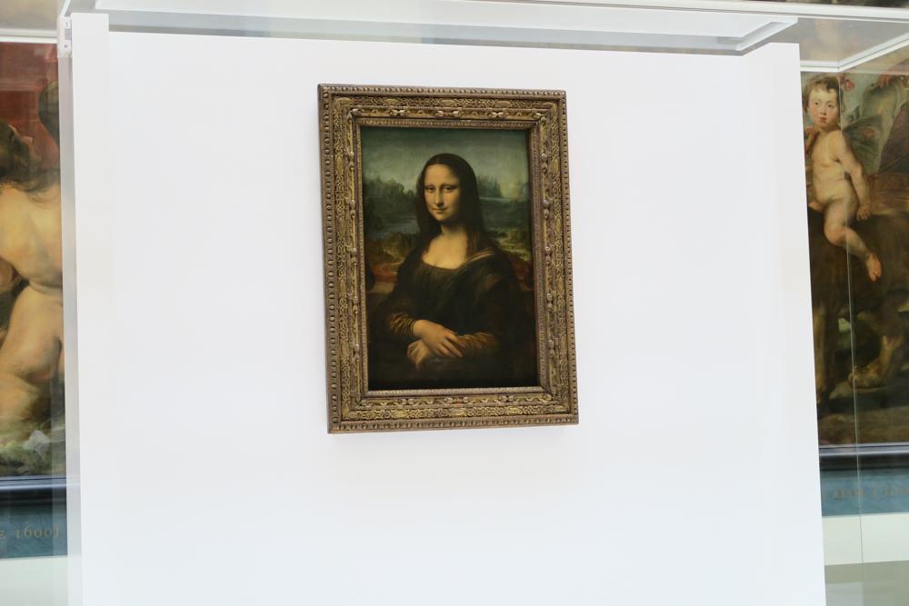 ルーブル美術館 モナリザ 02