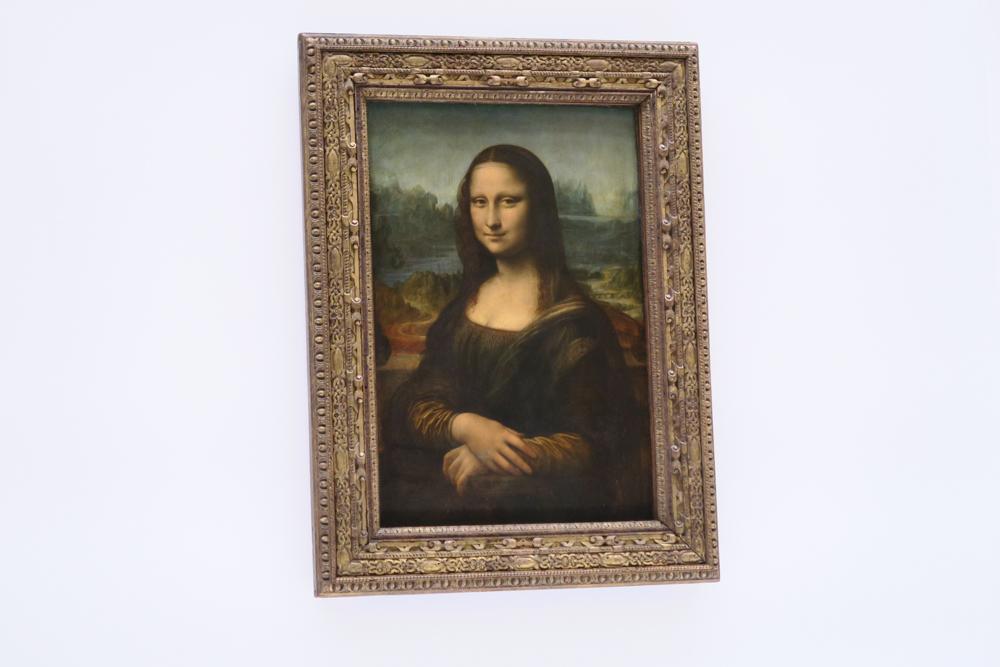 ルーブル美術館 モナリザ 03