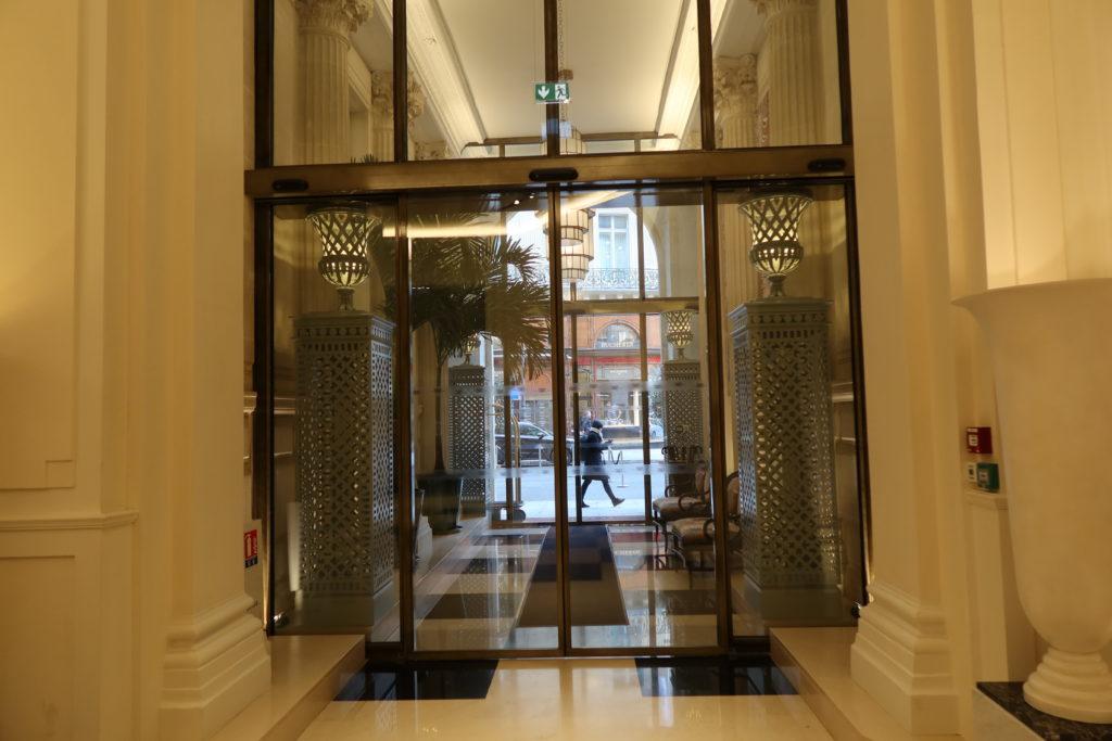 ホテル スクリーブ パリ オペラ