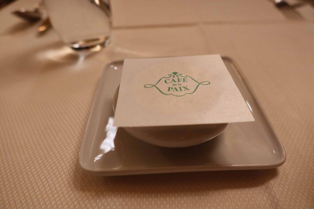 カフェドラベ バター
