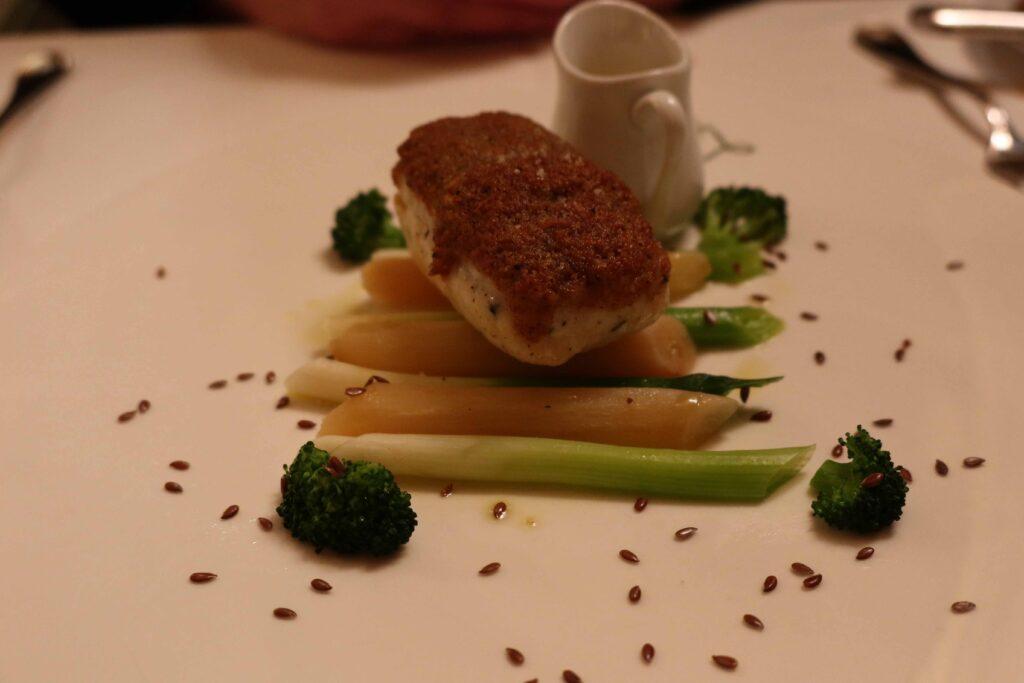 カフェドラベ メイン 魚