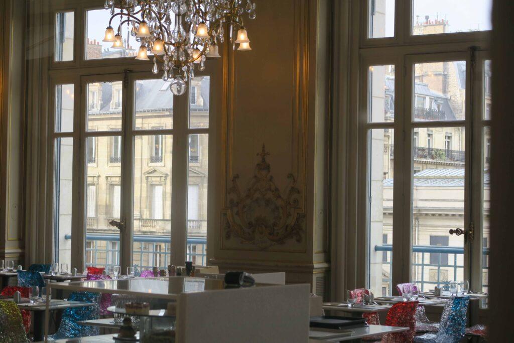 Restaurant du Musée d'Orsay 店内01