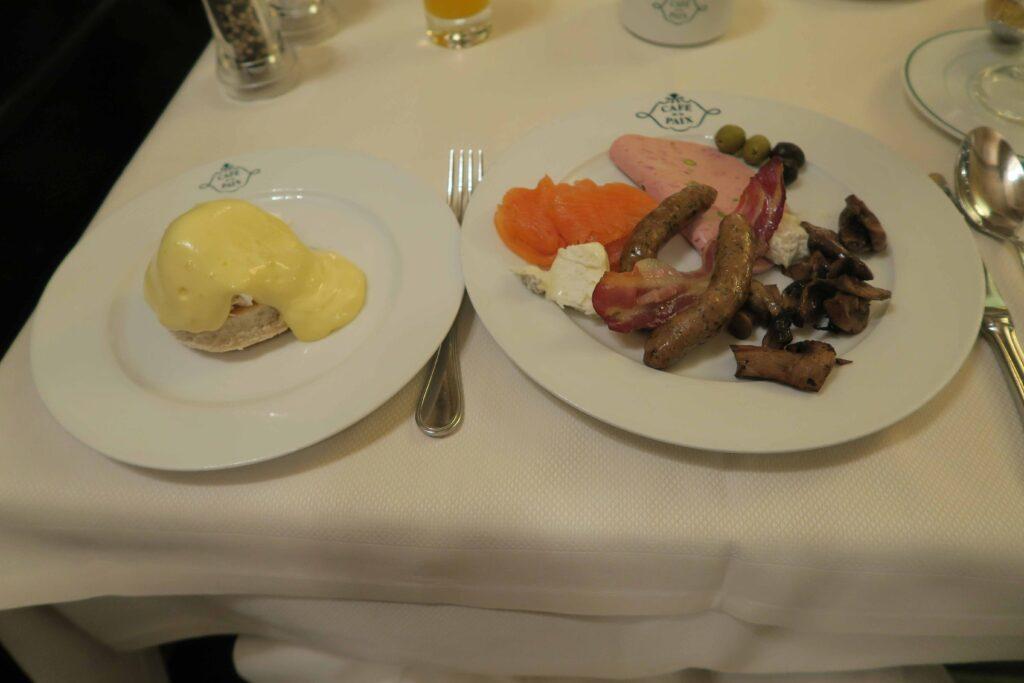 Café de la Paix Paris(カフェ・ド・ラペ) 朝食02