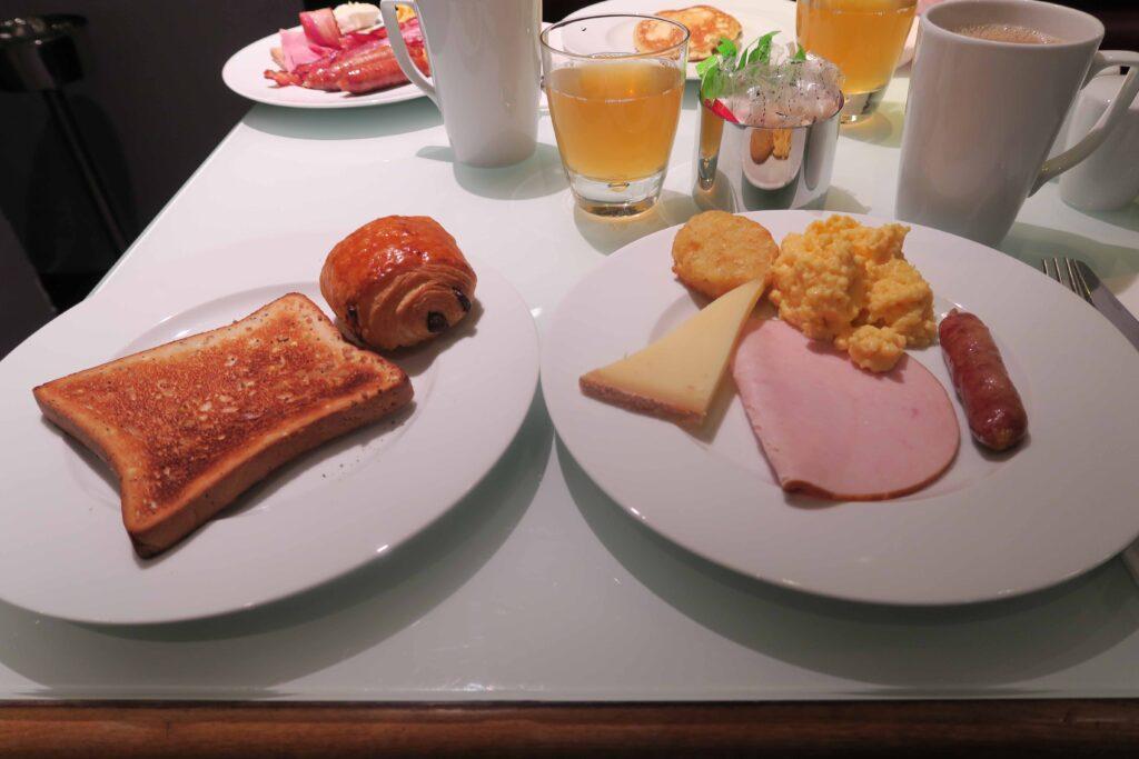 ハイアットリージェンシーパリエトワール 朝食07
