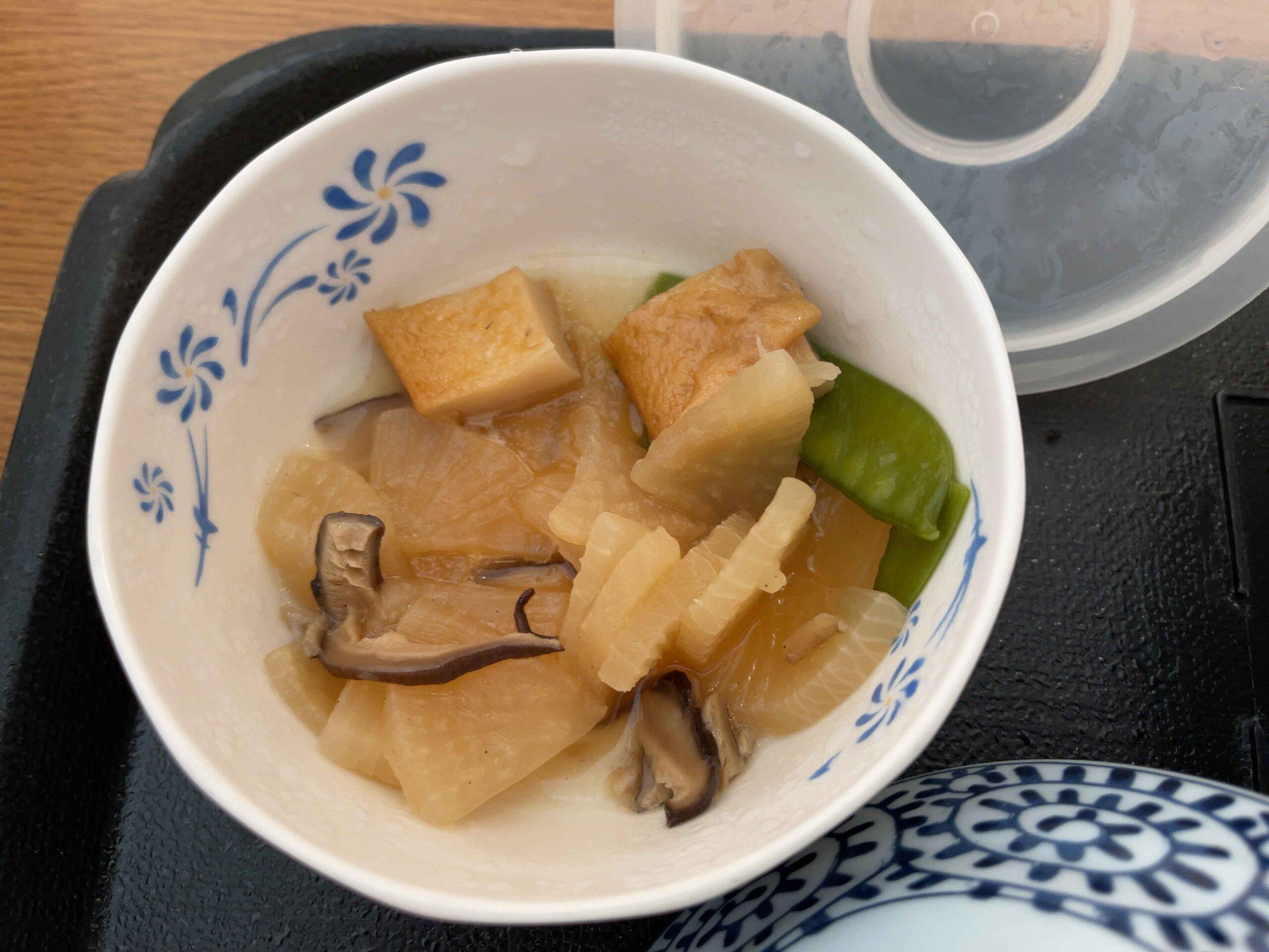 2021年2月27日昼食 白菜味噌煮