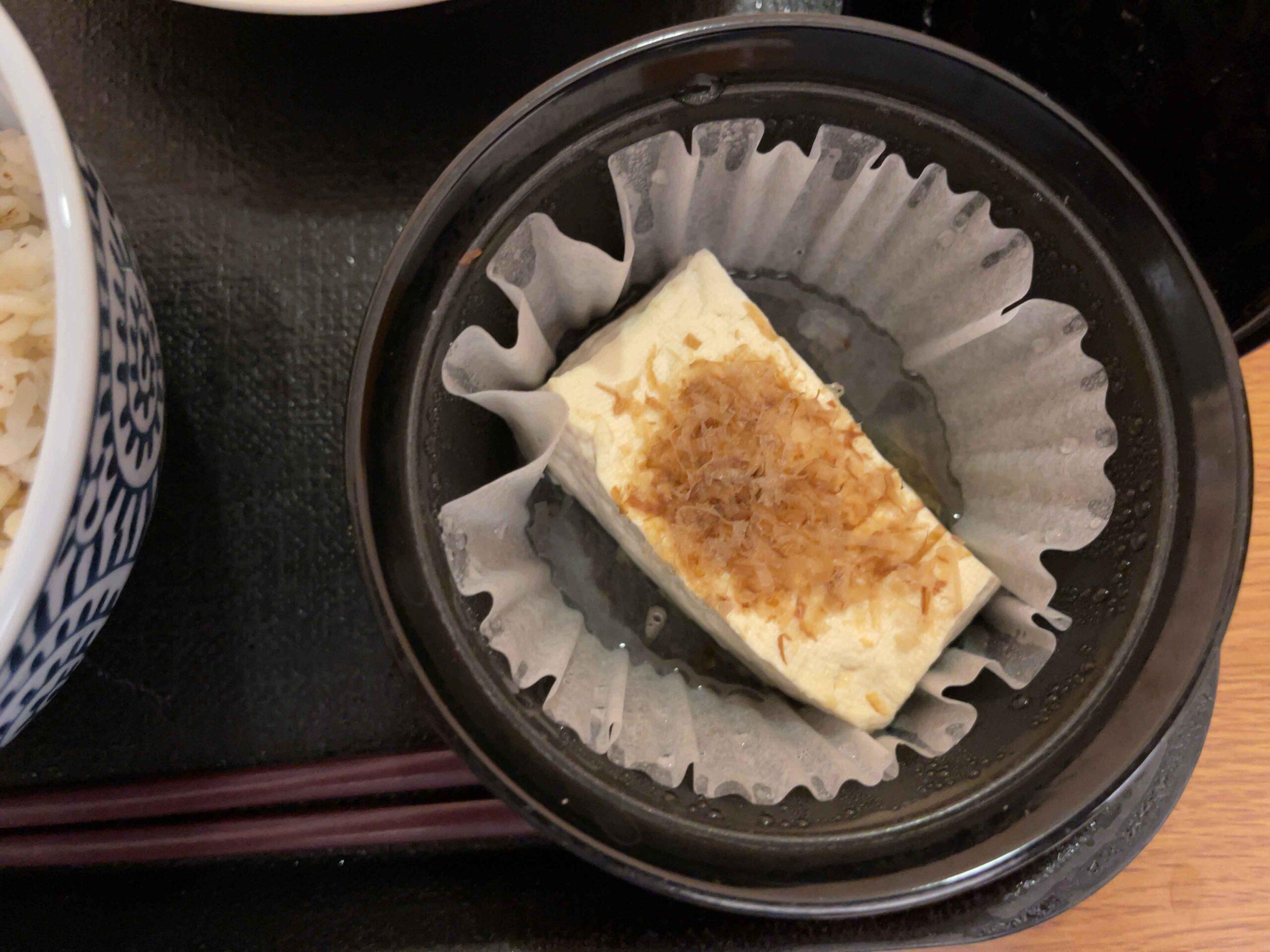 2021年2月28日夕食 湯豆腐