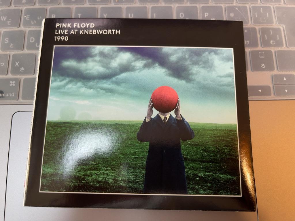 ピンク・フロイド Live At Knebworth 1990 CD