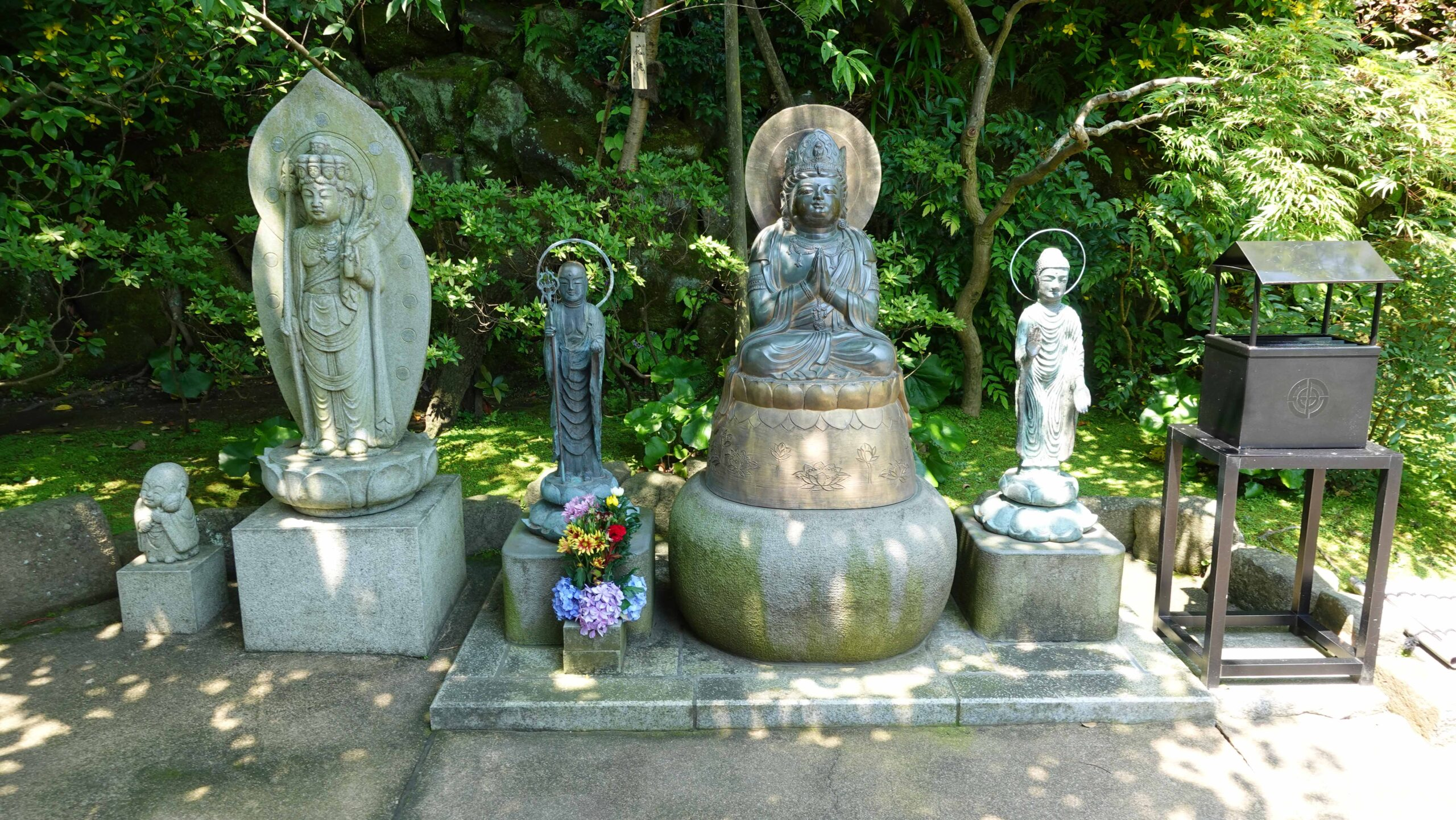 長谷寺 地蔵