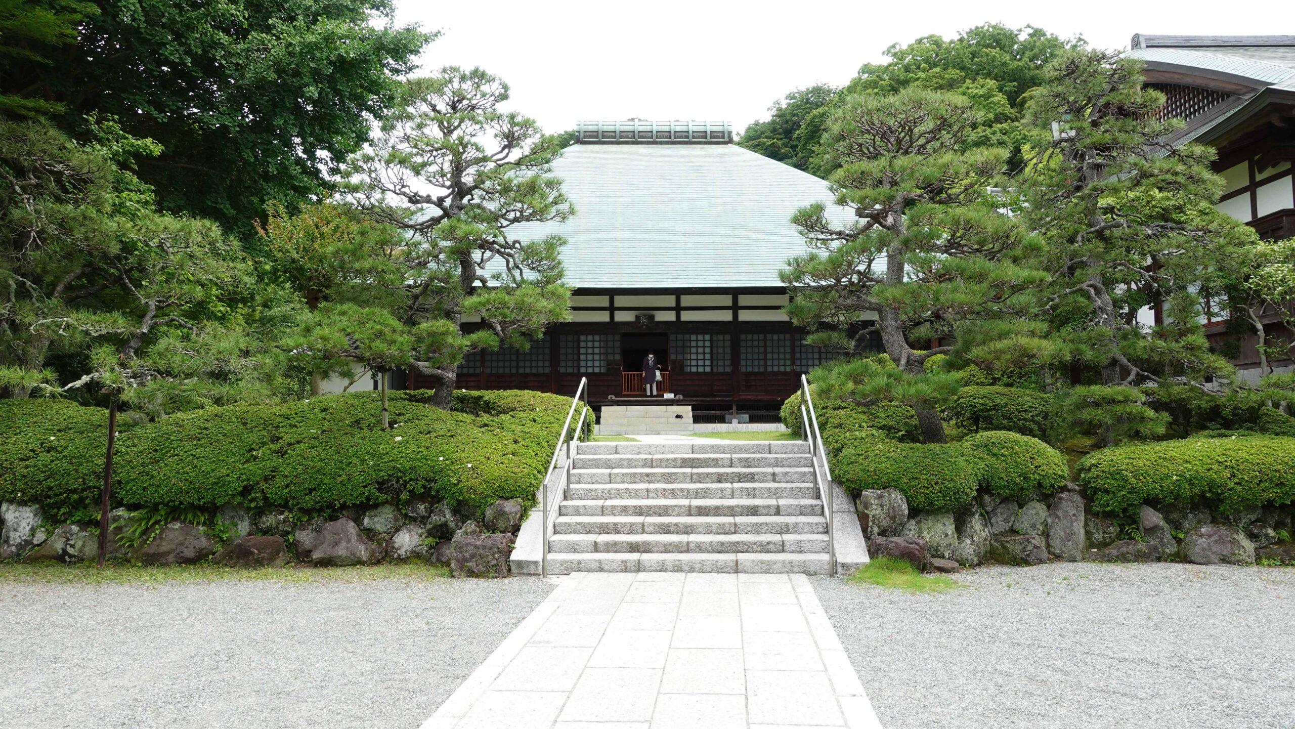 浄妙寺 本堂正面