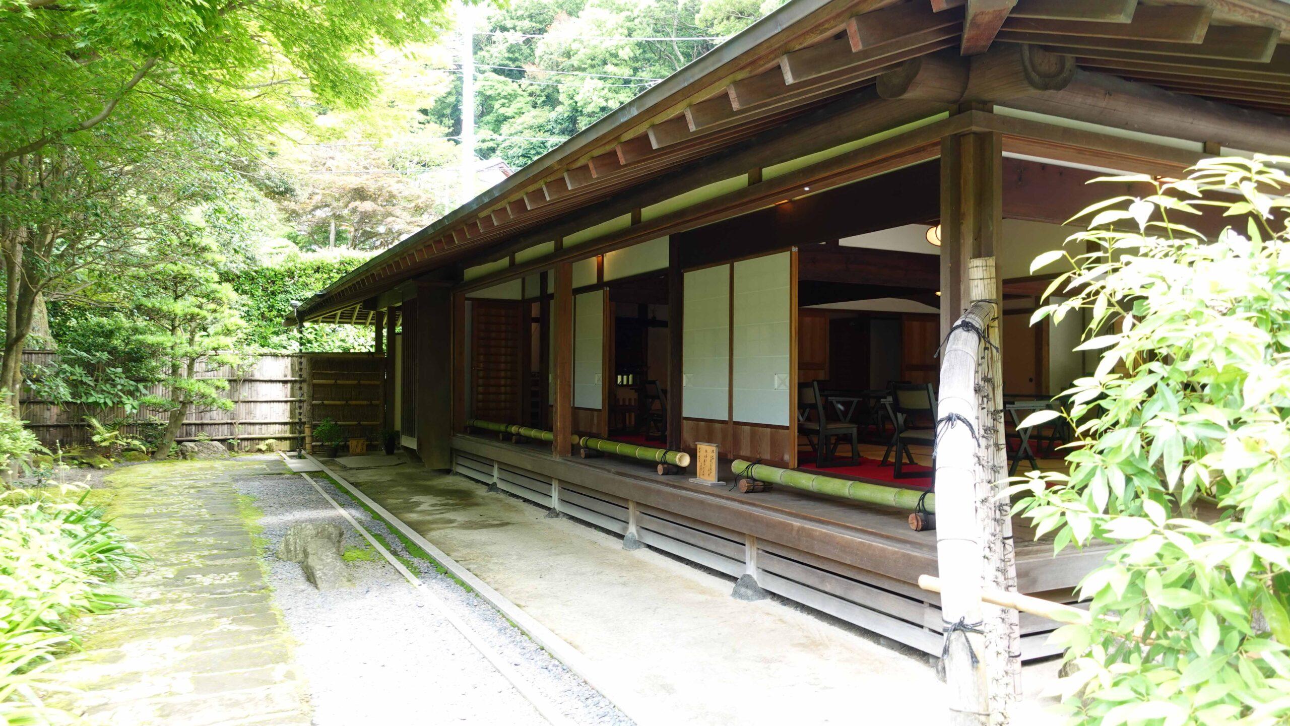 浄妙寺本堂 裏