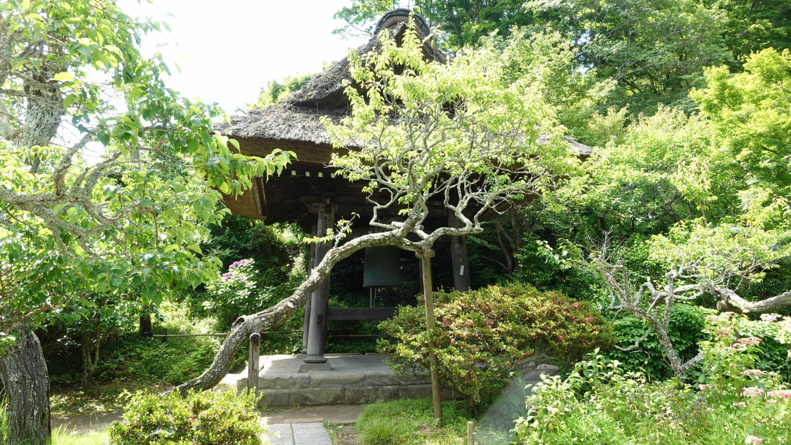 東慶寺 鐘楼