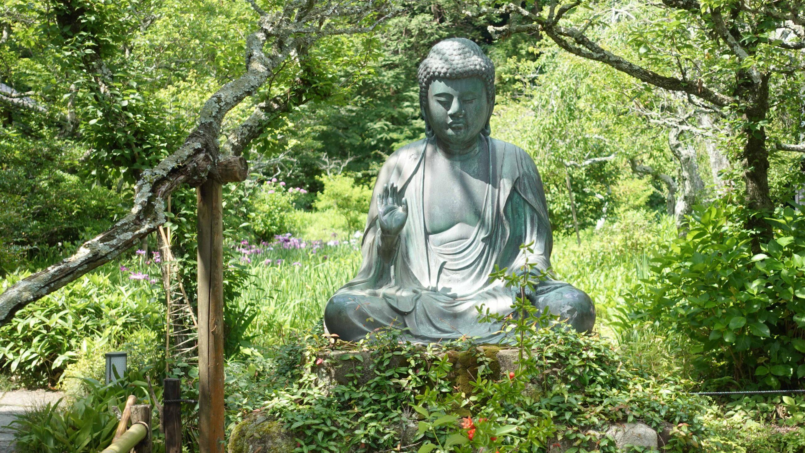 東慶寺 仏像